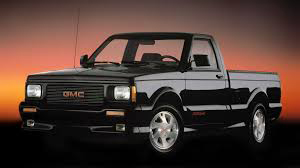 1991 GMC Syclone_Black