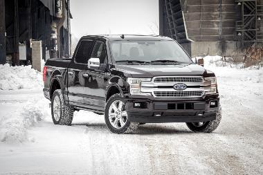 2019 Ford F150_front