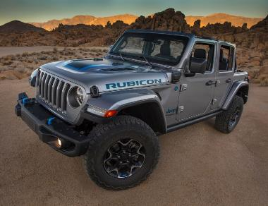 2021 Jeep Wrangler Rubicon Electric