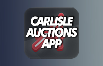 The Carlisle Auctions App