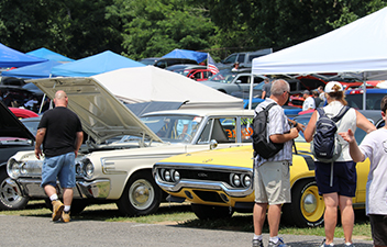 Automotive History on Sale in the Car Corral