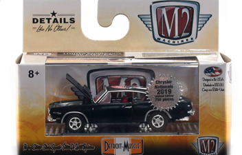 2019 Chrysler Nationals Die-Cast Available on Carlisle Overstock