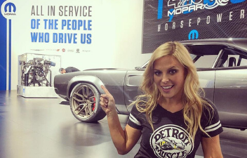 Meet Automotive TV Personality, Cristy Lee