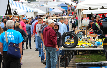 Get the Early Bird Deals at Fall Carlisle