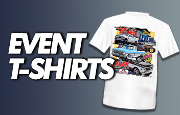 Get Your Truck Nationals Event T-Shirt Via the Carlisle Store Online