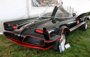 Join Us in 2021 for the Carlisle Ford Nationals Comic Car Con