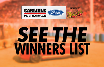 Winner's List Now Available for Carlisle Ford Nationals 2021