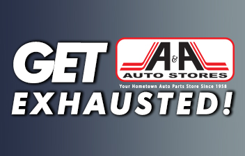 Get Exhausted with A&A