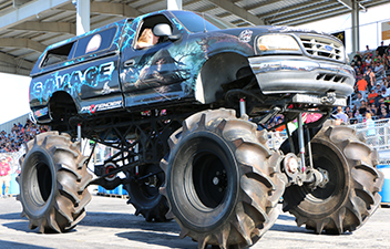 High Truck Competition