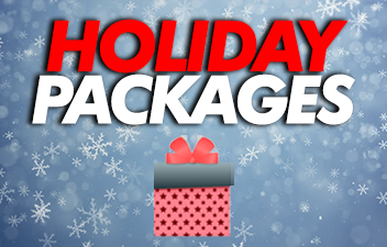 Get your Corvettes at Carlisle Package in time for the Holidays!
