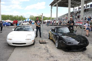 Low Car Limbo Contest