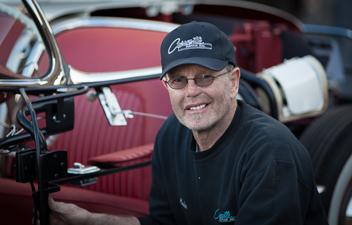 Corvette Restorer Kevin Mackay Announced for Winter AutoFest