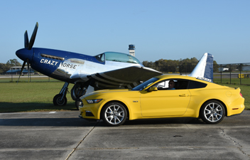 Mustangs & Mustangs Slated for Winter AutoFest