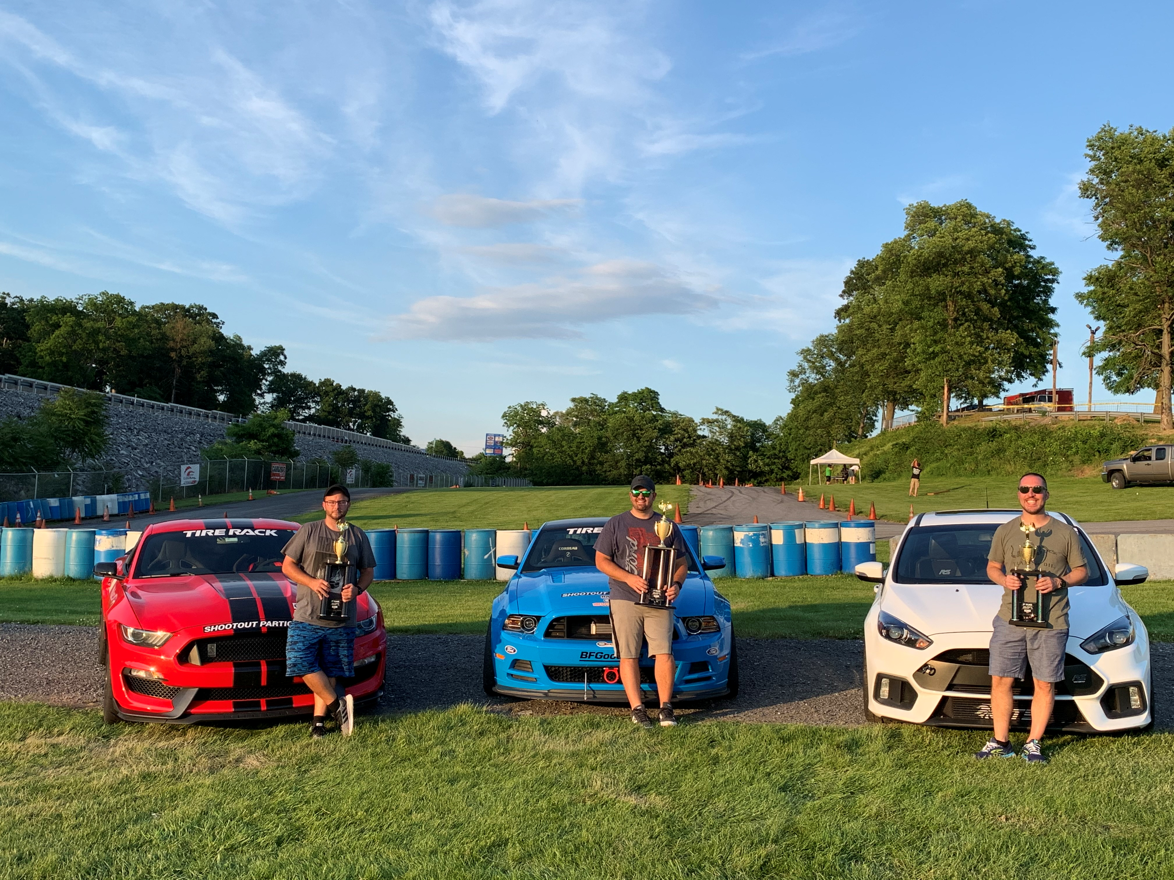 Take it to the Track with the Autocross Real Street Shootout