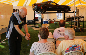 Corvette Genius Paul Koerner to Offer FREE Seminars
