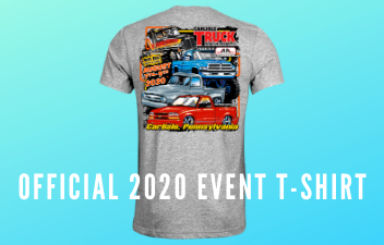 Get Your Truck Nationals Event T-Shirt Via the Carlisle Store