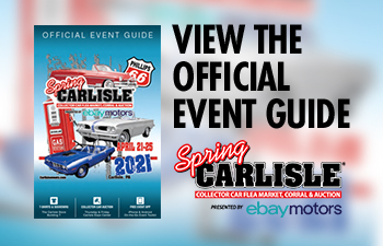 View the Spring Carlisle Event Guide