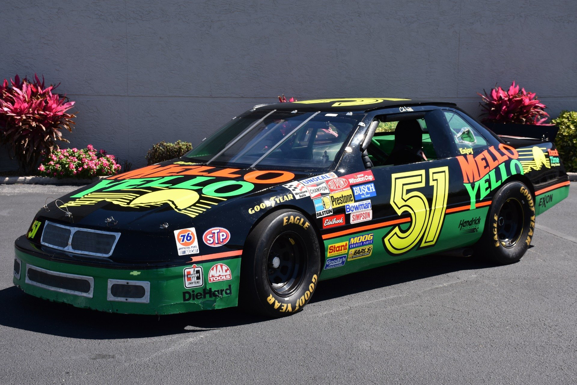 8. Days of Thunder 1989 Chevrolet Lumina Stock Car