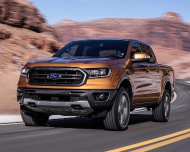2019_Ford_Ranger_front_left