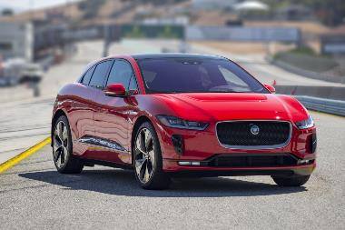 2019 JAGUAR I-PACE_Front_Right