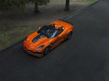2019 Chevrolet-Corvette ZR1_Convertible_Overview
