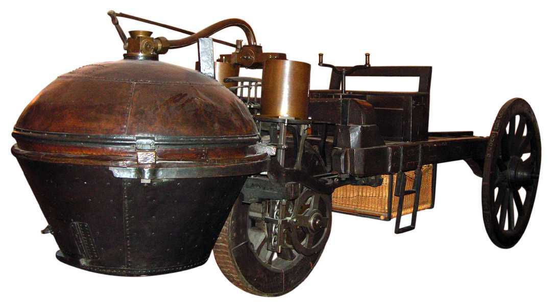 Fardier_steam-powered_truck